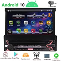 1 DIN Radio Estéreo Android 10 Individual DIN