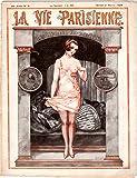 La Vie Parisienne / Samedi 9 Fevrier 1924 / Art Deco/Nouveau Illustrations by Chéri Herouard, Vald'Es (Valvérane & D'Espagnat), Fabien Fabiano, Louis Vallet, Henri Avelot, others uncredited