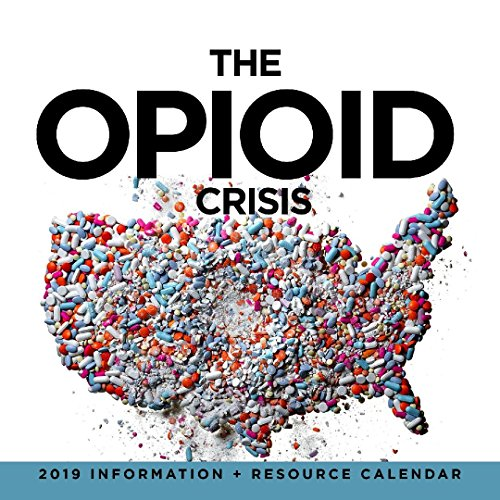 Books : The Opiod Crisis 2019 Information + Resource Calendar