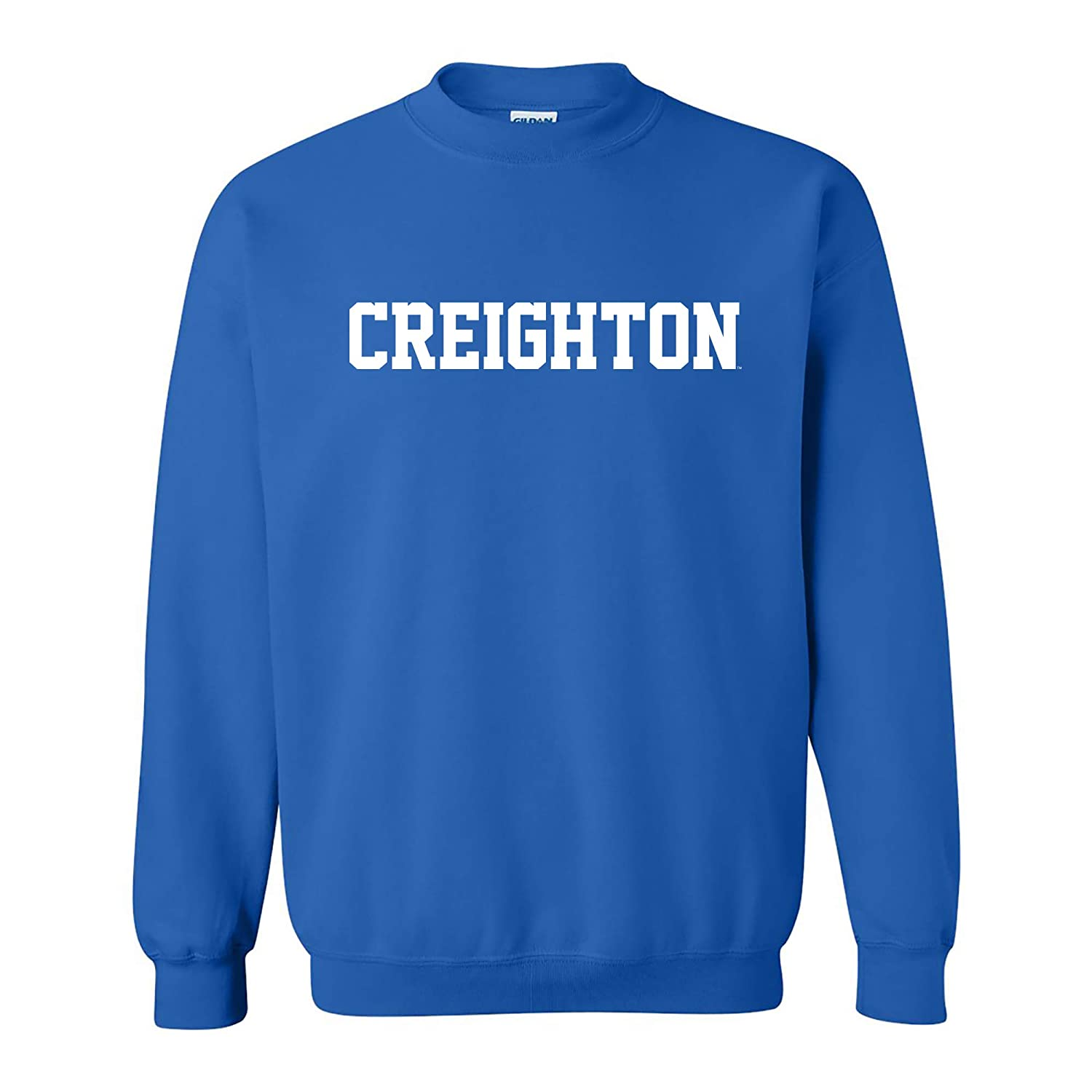 Shop from 1000 unique NCAA Basic Block Team Color Crewneck College University