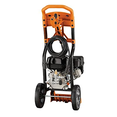 Generac 6596 2,800 PSI 2.5 GPM 196cc OHV Gas Powered Residential Pressure Washe