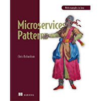 Microservices Patterns: With examples in Java (English Edition)