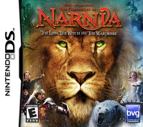 The Chronicles of Narnia: The Lion, The Witch and the Wardrobe - Nintendo DS