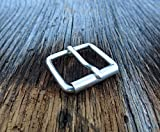 55mm Sterling Silver Belt Buckle
