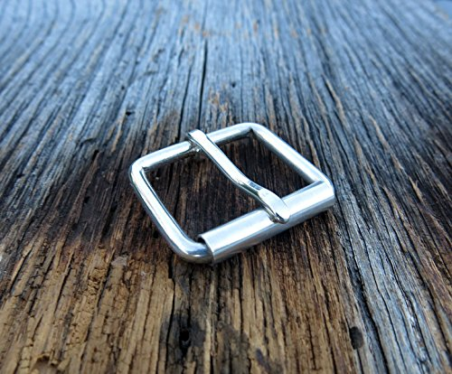 55mm Sterling Silver Belt Buckle by TheSterlingBuckle