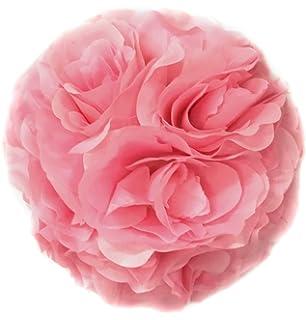 Amazon Quasimoon 6 Fuchsiahot Pink Rose Flower Pomander Small