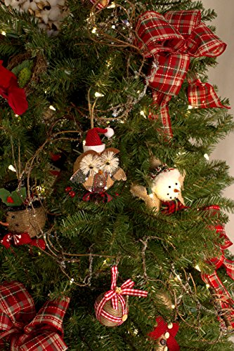 Christmas Ornament Set / Complete with 100+ pieces / All in One/ From your Tree Topper, complete with all the ornaments shown here, your TreElf has added everything down to the treeskirt to decorate! by TreElf Damirscotta (Image #3)