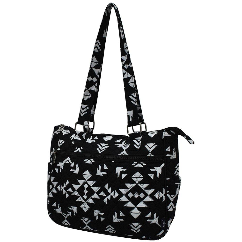 Tribal NGIL Quilted Hobo Style Fashion Handbag