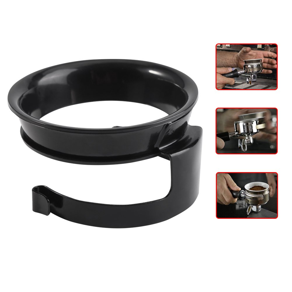 Intelligent Stainless Steel Dosing Ring Replacement for Espresso Semi-automatic Coffee Machine Kitchen Accessories, By Ymiko by Ymiko (Image #5)