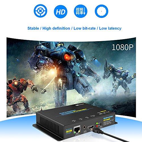 tv@fmuser FMUSER HD HDMI Video Encoder for IPTV, 1080p Camera,for
