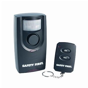 Alarma de Movimiento de Alarma con Mando a Distancia - La Seguridad Ante Todo