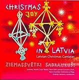 Christmas Joy in Latvia by Latvian Concert Choir (2008-10-01)