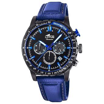 bc6e88432b9c Reloj Lotus caballero crono 18588 2  Amazon.es  Relojes