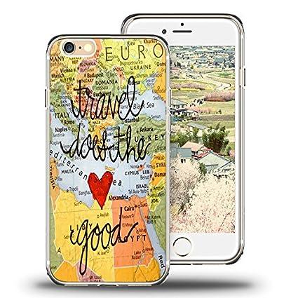 Amazon.com: Funda Viwell para iPhone 6/6S (de 4.7 pulgadas ...