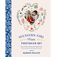 Southern Girl Meets Vegetarian Boy: Down Home Classics for Vegetarians (and the Meat Eaters Who Love Them)
