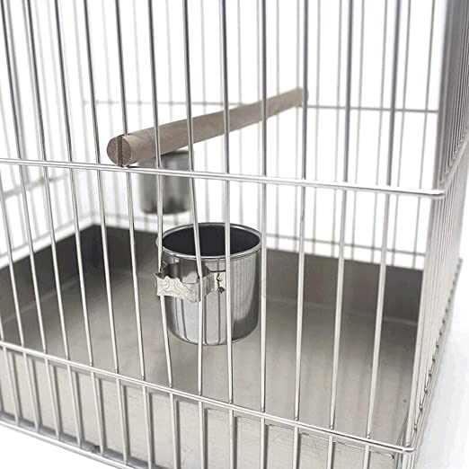 SSG Home La Jaula de pájaro de Interior y Exterior Nest Ornamental ...