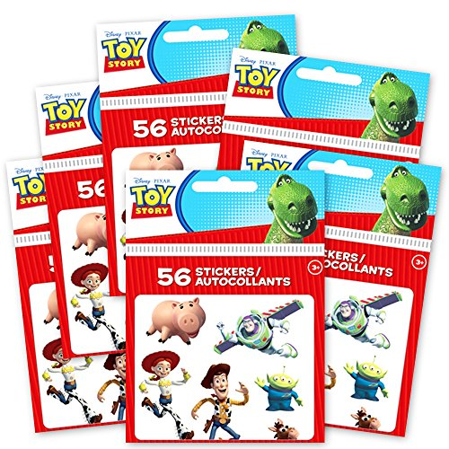 Toy Story Stickers Supplies Reward