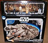 : Star Wars OTC Electronic Millennium Falcon with 6 Crew Action Figures Original Trilogy Collection - Sams Club Exclusive