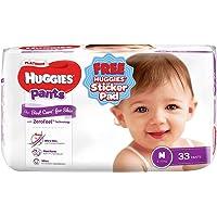 Huggies Platinum Pants, M, 33ct
