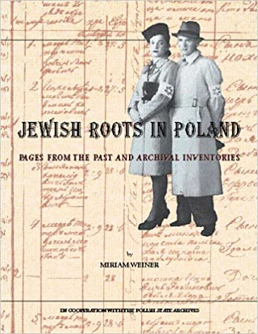 Jewish roots in poland pages from the past and archival inventories jewish roots in poland pages from the past and archival inventories miriam weiner polish state archives 9780965650809 amazon books fandeluxe Gallery
