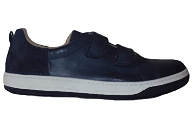 finest selection caa09 dbf3c Naturino Caleb VI Leder Sneaker Jungen (32): Amazon.de ...