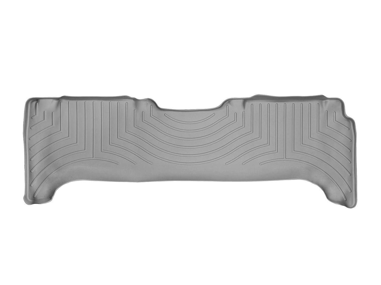 WeatherTech Custom Fit Rear FloorLiner for Lexus LX470 Grey