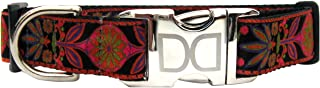 product image for Diva-Dog Venice Collar in Ink Color Xs/S