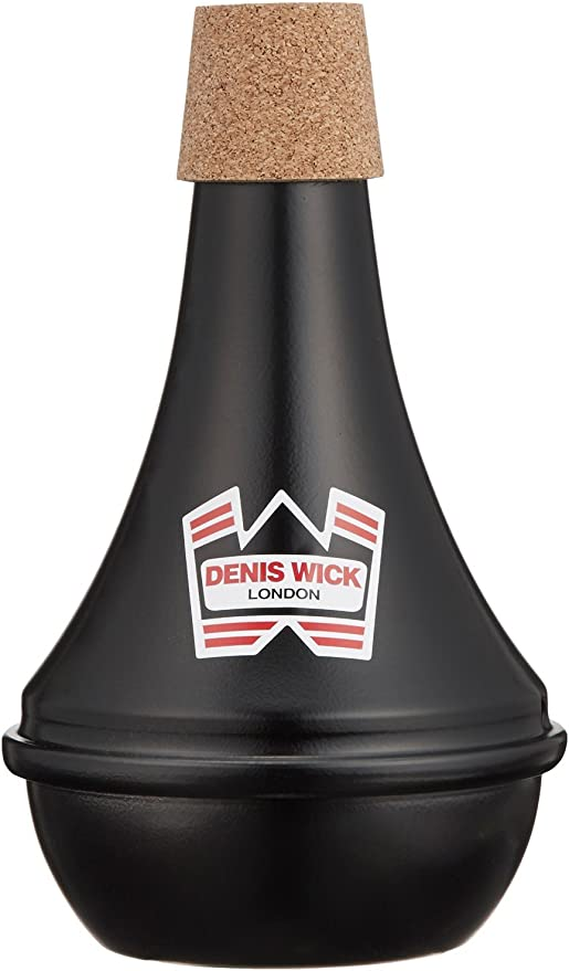 Denis Wick DW4880-6AL Gold-plated Large Bore Trombone Mouthpiece