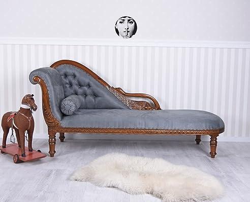 Recamiere antik  Empire Sofa Madame Recamier Chaiselongue Liege Antik Recamiere ...