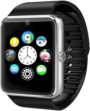 Time4Deals® GT08 Salud inteligentes NFC y Bluetooth Smart Watch ...
