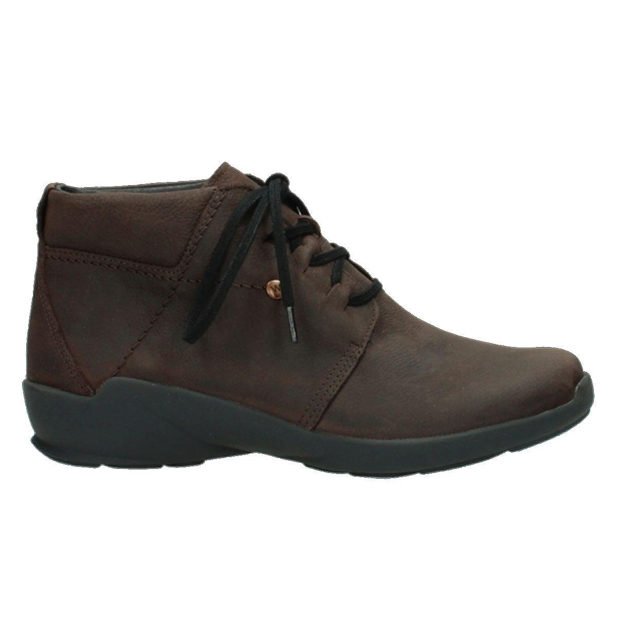 donna Wolky Marronee Jaca stivali Leather adac5pkem6381