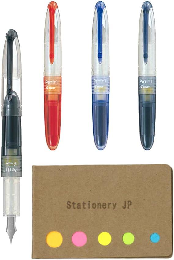Pilot Petit1 Fountain Calligraphy Pen Choose Your Colour
