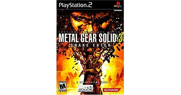 Amazon com: Metal Gear Solid 3 Snake Eater - PlayStation 2: Artist