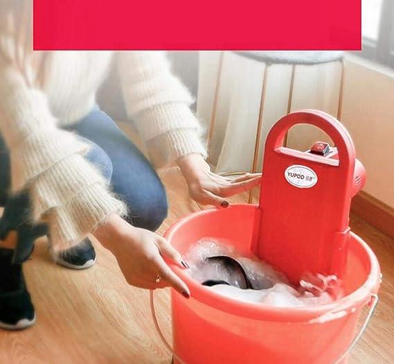 ASI Mini Limpiador Ultrasónico De La Ropa Portable De La Lavadora 15 Minutos Limpieza Rápida: Amazon.es: Hogar
