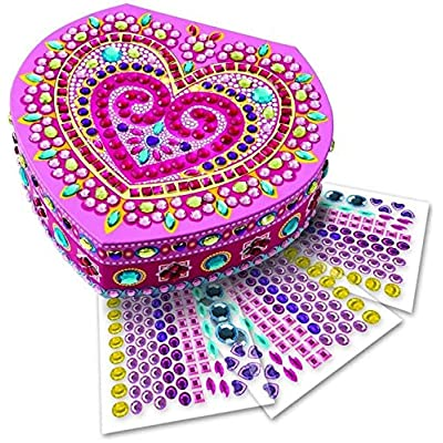 Sticky Mosaics Heart Box: Toys & Games