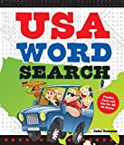 word search puzzles for kids - USA Word Search: Puzzles, Facts, and Fun for 50 States