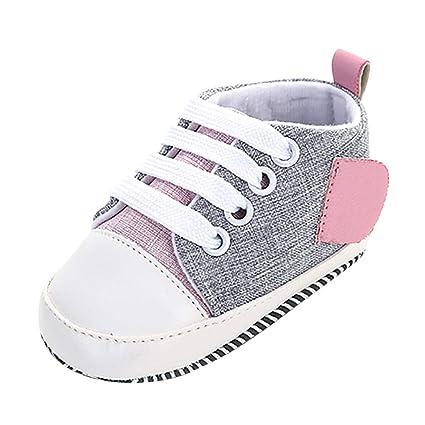87f620d1326b1 Amazon.com: ❤ Sunbona Toddler Baby Boys Girls Flat Sneaker Infant ...