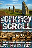 The Orkney Scroll by Lyn Hamilton front cover