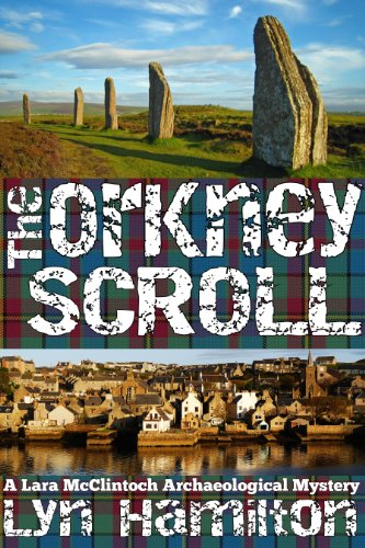 The Orkney Scroll (Lara McClintoch Archaeological Mysteries Book 10)