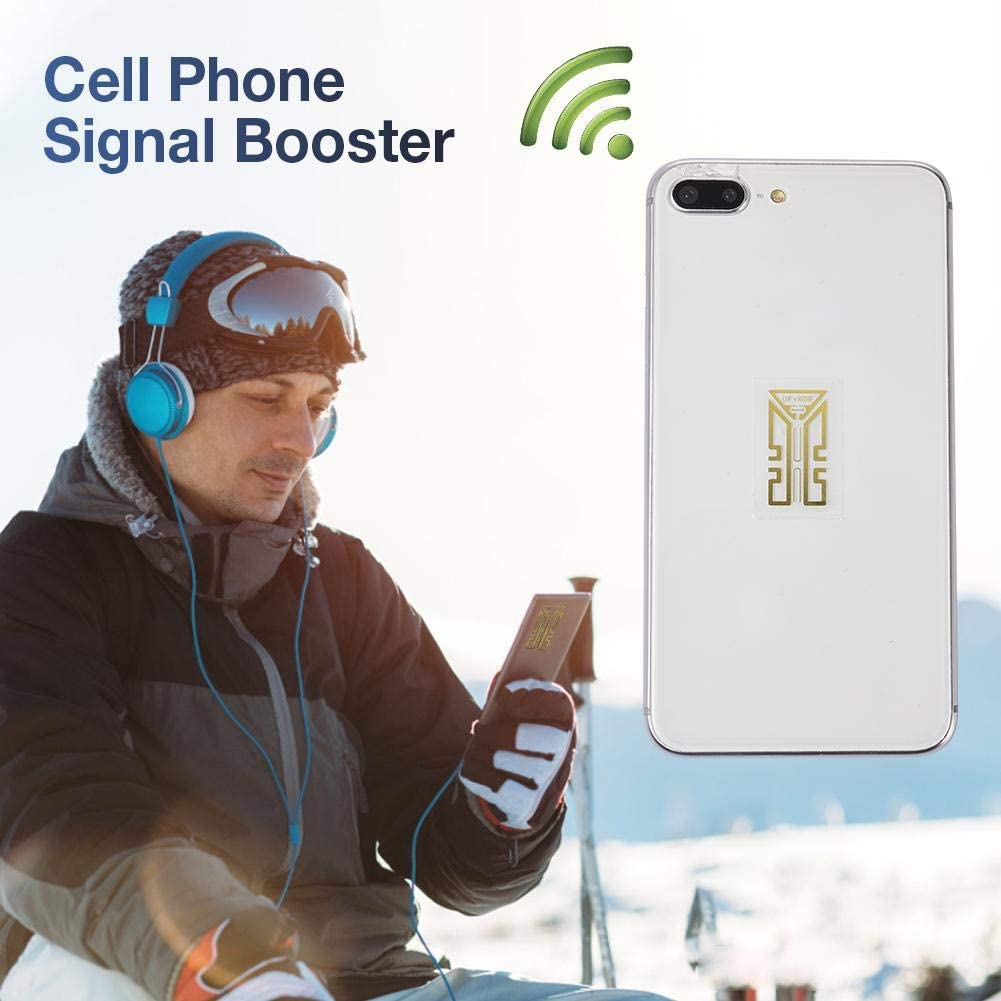 Tenflyer Cell Phone Signal Booster Sticker 1//10 Pcs Cellphone Signal Enhancement Antenna Booster Stickers Antenna Boosters for Cell Phones Tablets Pagers PDAs Cordless Home Phones 1.38x0.79inch LxW