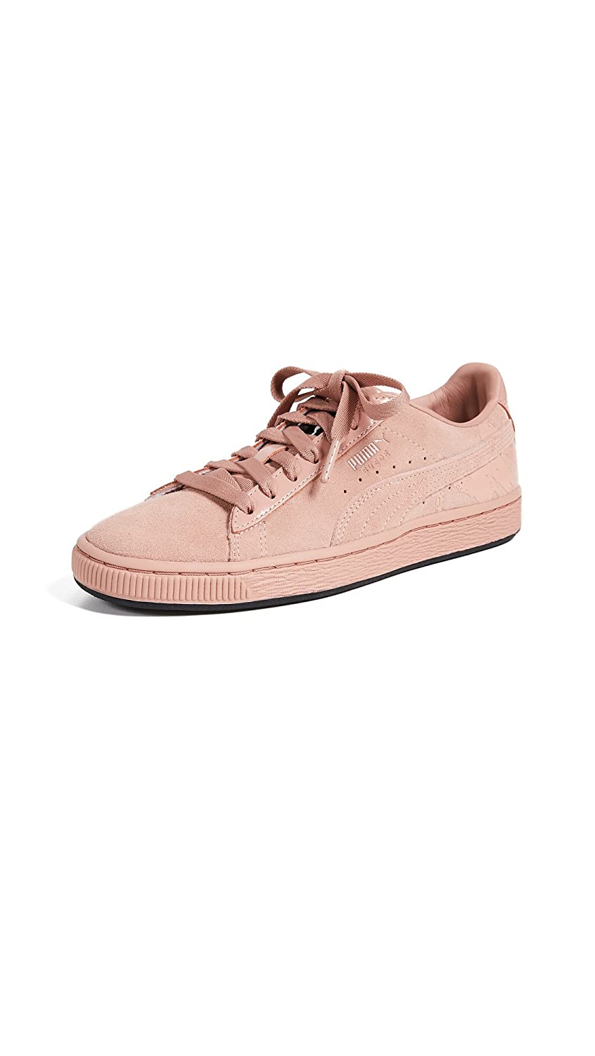 PUMA Women's x MAC ONE Classic Sneakers B07B4K8MQ7 8 B(M) US|Muted Clay/Muted Clay