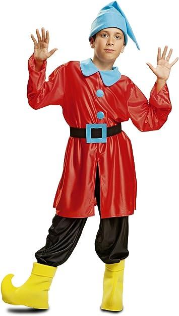 My Other Me - Disfraz de Enanito, talla 1-2 años, color rojo ...