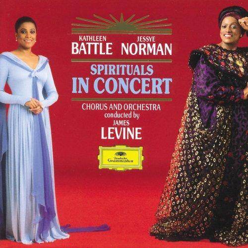 CD : Jessye Norman - Spirituals in Concert (CD)