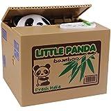 Eshowy Cute Panda Money Saving Bank /Panda Piggy Bank