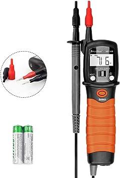 Digital Voltmeter Multimeter Pen Type Meter DC AC Voltage Continuity Tester US
