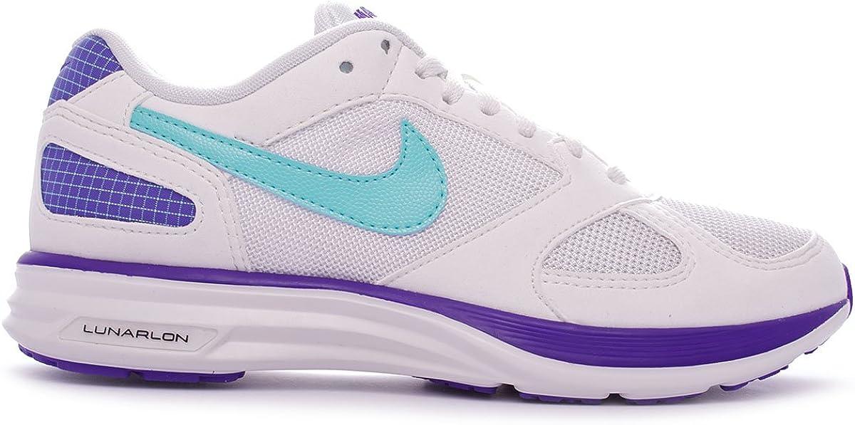 Zapatos para correr Nike Lunar Speed WMNS Mariah Blanco 654847 100, Size:40: Amazon.es: Zapatos y complementos