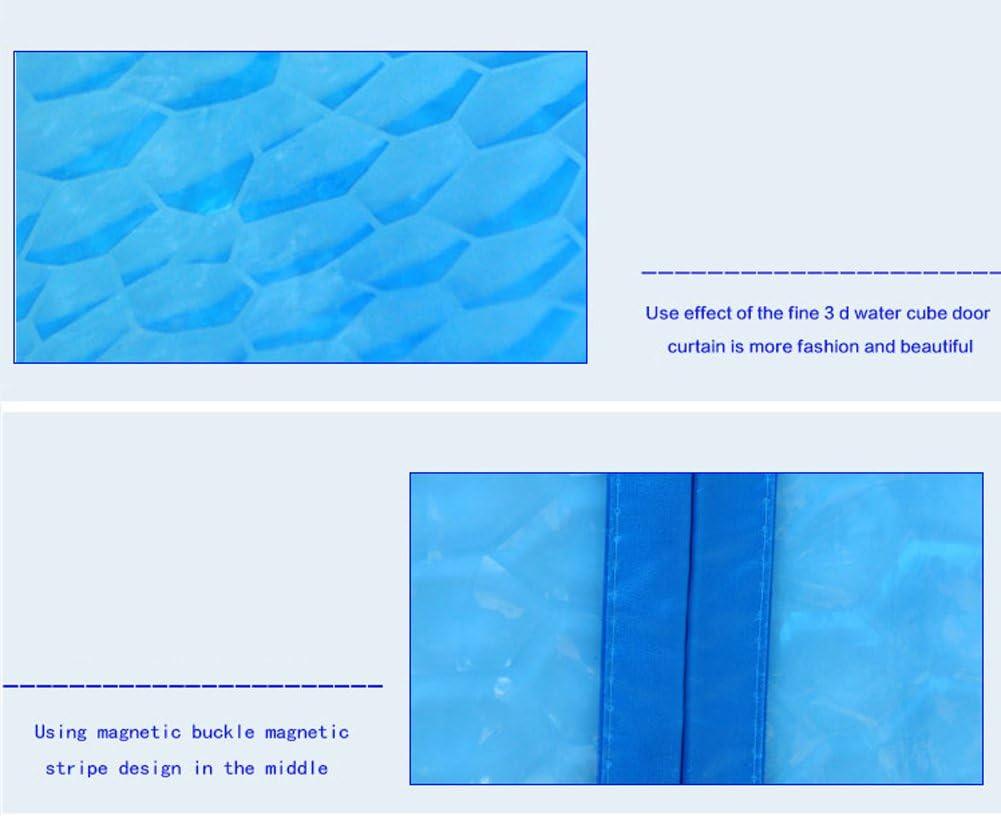 35x83inch BGH Magnetische schirmt/ür Sommer Eine klimaanlage vorh/änge Magnetische sreen t/ür wei/ß Haustier freundlich Sentry Bildschirm-A 90x210cm
