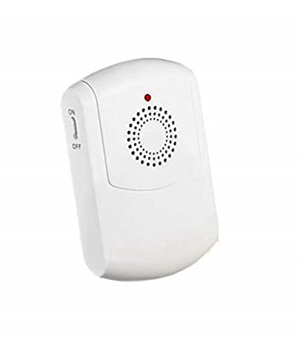 Sadotech Extra Add On Vibrating Doorbell Receiver With Belt Clip