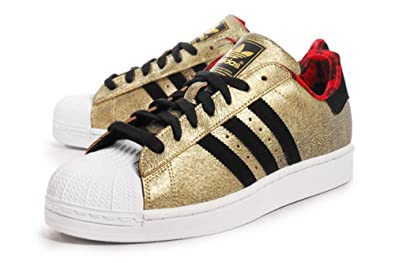 quality design 7ffc6 4dd5d Adidas Originals Superstar II CNY Chinese Year Horse D65601 ...
