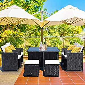 6139XJKhDYL._SS300_ Wicker Dining Tables & Wicker Patio Dining Sets